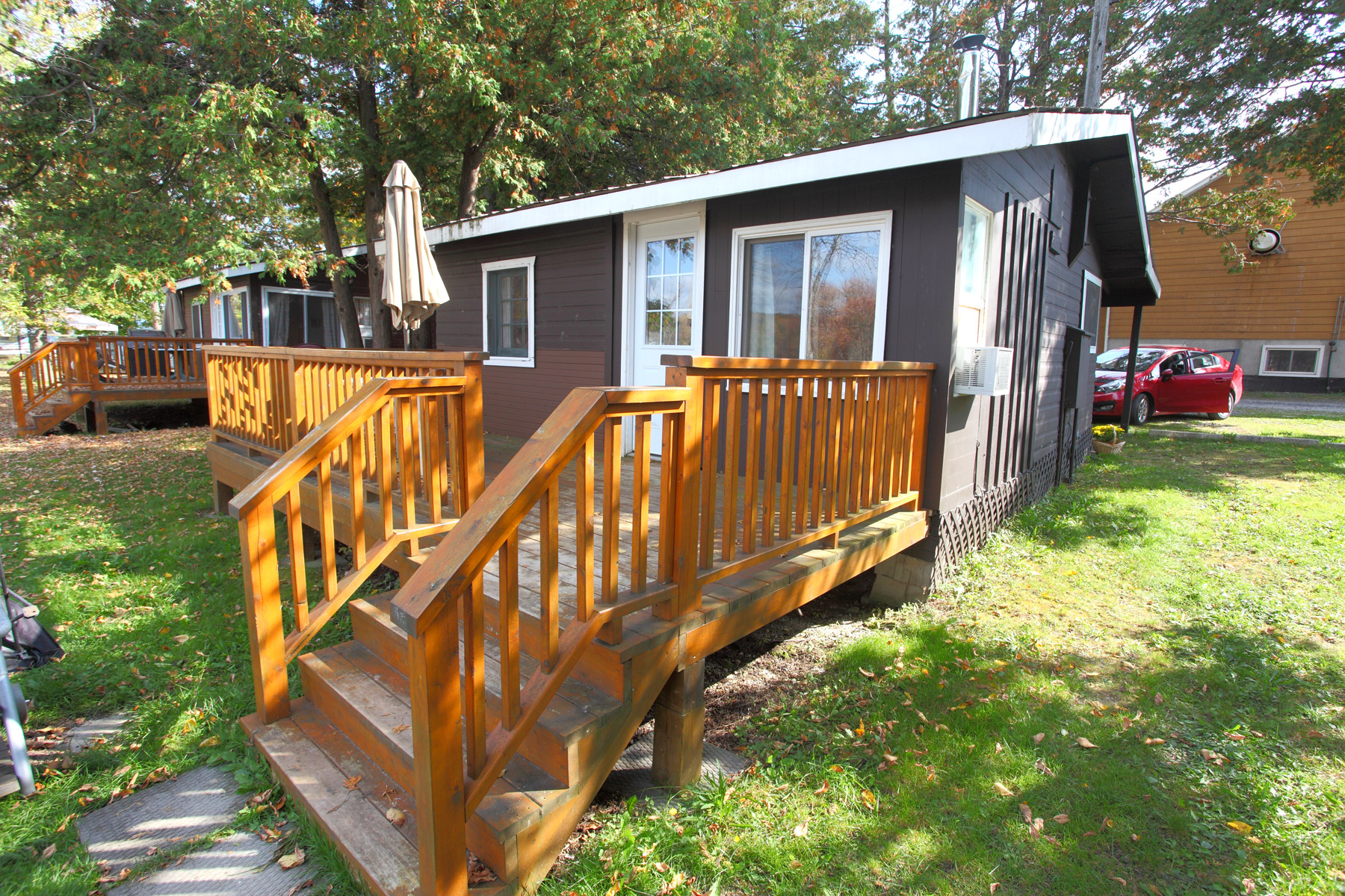 Dalhousie Lake Cottage for Rent | Sylvania Lodge